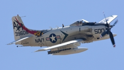 Photo ID 50463 by Nathan Havercroft. Private Warbird Aircraft Llc Douglas A 1H Skyraider AD 6, NX39606