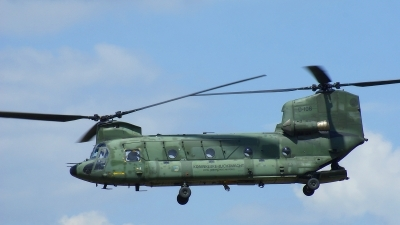Photo ID 50936 by Vincent de Wissel. Netherlands Air Force Boeing Vertol CH 47D Chinook, D 106