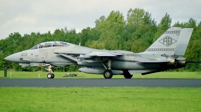 Photo ID 50873 by Arie van Groen. USA Navy Grumman F 14B Tomcat, 163227