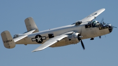 Photo ID 51012 by Jaysen F. Snow - Midwest Tail Chasers. Private Private North American B 25J Mitchell, N9856C