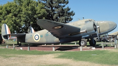 Photo ID 51093 by Jaysen F. Snow - Midwest Tail Chasers. South Africa Air Force Lockheed C 56A Lodestar, 1373