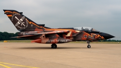Photo ID 51142 by Alex Staruszkiewicz. Germany Air Force Panavia Tornado IDS, 45 46