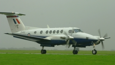 Photo ID 6354 by Jeff Spiers. UK Air Force Beech Super King Air B200, ZK452