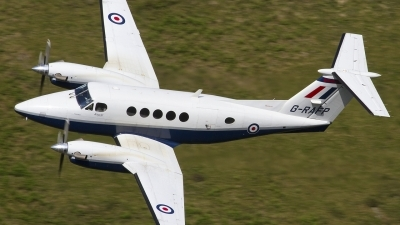Photo ID 51198 by Chris Lofting. UK Air Force Beech Super King Air B200, G RAFP
