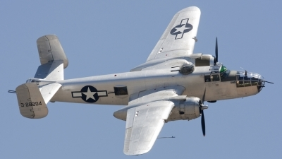 Photo ID 51259 by Nathan Havercroft. Private Private North American B 25J Mitchell, N9856C