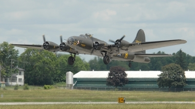 Photo ID 51602 by Rod Dermo. Private Military Aircraft Restoration Corporation Boeing B 17G Flying Fortress 299P, N3703G