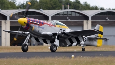 Photo ID 51530 by Arthur Bijster. Private Private North American P 51D Mustang, PH PSI