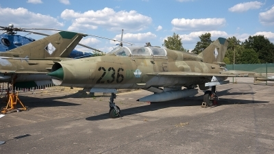 Photo ID 51723 by Jörg Pfeifer. East Germany Air Force Mikoyan Gurevich MiG 21US, 236