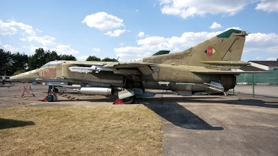 Photo ID 51722 by Jörg Pfeifer. East Germany Air Force Mikoyan Gurevich MiG 23BN, 689