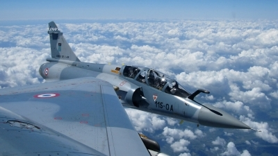 Photo ID 52236 by Chris. France Air Force Dassault Mirage 2000B, 524