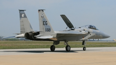 Photo ID 52340 by David F. Brown. USA Air Force McDonnell Douglas F 15C Eagle, 82 0021