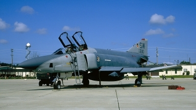 Photo ID 52480 by David F. Brown. USA Air Force McDonnell Douglas RF 4C Phantom II, 68 0590
