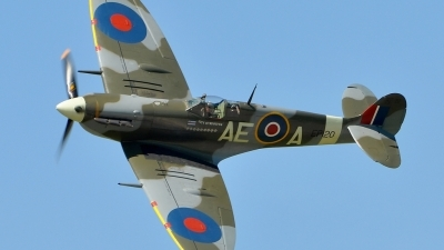 Photo ID 52782 by Radim Spalek. Private Private Supermarine 349 Spitfire LF5B, G LFVB