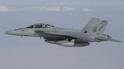 Photo ID 52794 by David F. Brown. USA Navy Boeing F A 18F Super Hornet, 166629