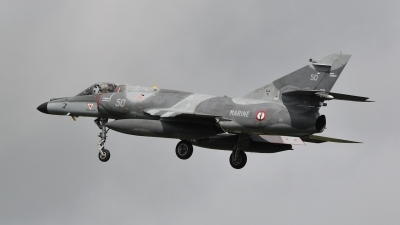 Photo ID 53176 by Jérôme PIRIOU. France Navy Dassault Super Etendard, 50
