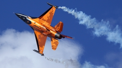Photo ID 52899 by Mark Pelleymounter. Netherlands Air Force General Dynamics F 16AM Fighting Falcon, J 015