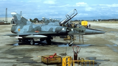 Photo ID 52957 by Carl Brent. Spain Air Force Dassault Mirage IIIDE, CE 11 29