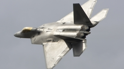 Photo ID 52942 by Frank Steinkohl. USA Air Force Lockheed Martin F 22A Raptor, 06 4126