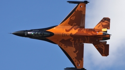 Photo ID 52947 by Craig Pelleymounter. Netherlands Air Force General Dynamics F 16AM Fighting Falcon, J 015