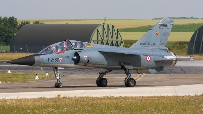 Photo ID 53351 by Chris Lofting. France Air Force Dassault Mirage F1B, 517