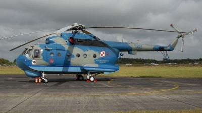 Photo ID 53392 by Florian Morasch. Poland Navy Mil Mi 14PL, 1003