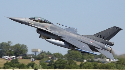 Photo ID 53427 by Mark Pelleymounter. Netherlands Air Force General Dynamics F 16AM Fighting Falcon, J 876