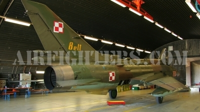 Photo ID 6661 by Emil Dyulgerov - BGspotters. Poland Air Force Sukhoi Su 22M4 Fitter K, 8103