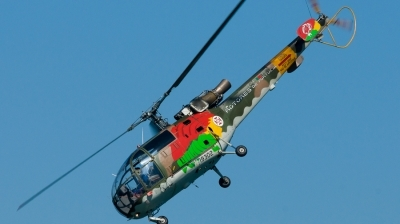 Photo ID 53787 by Ricardo Manuel Abrantes. Portugal Air Force Sud Aviation SE 3160 Alouette III, 19302