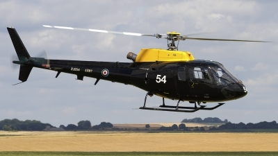 Photo ID 53833 by Chris Lofting. UK Army Eurocopter AS 350BB Squirrel HT2, ZJ254
