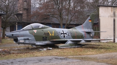 Photo ID 54012 by Peter Emmert. Germany Air Force Fiat G 91R3, 31 29