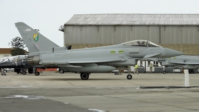 Photo ID 54040 by Richard Sanchez Gibelin. UK Air Force Eurofighter EF 2000 Typhoon F2, ZJ928