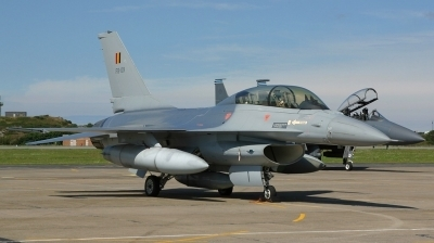 Photo ID 671 by Tony Silgrim. Belgium Air Force General Dynamics F 16 Fighting Falcon, FB 09