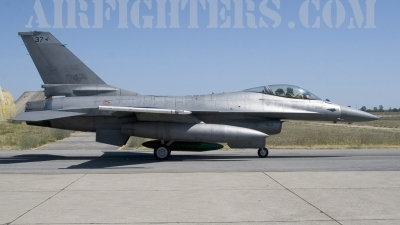Photo ID 6713 by Roberto Bianchi. Italy Air Force General Dynamics F 16A ADF Fighting Falcon, MM7247