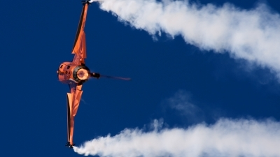 Photo ID 54063 by Ian Heald. Netherlands Air Force General Dynamics F 16AM Fighting Falcon, J 015
