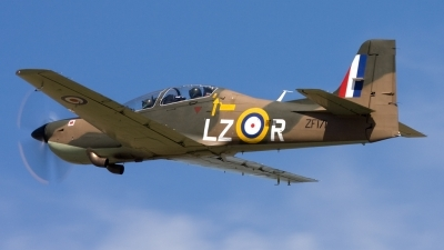 Photo ID 54079 by Ian Heald. UK Air Force Short Tucano T1, ZF171