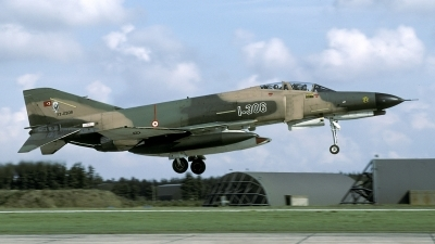 Photo ID 54078 by Joop de Groot. Turkey Air Force McDonnell Douglas F 4E Phantom II, 77 0306