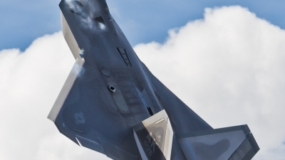 Photo ID 54451 by Andras Brandligt. USA Air Force Lockheed Martin F 22A Raptor, 06 4126