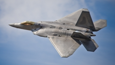 Photo ID 54452 by Andras Brandligt. USA Air Force Lockheed Martin F 22A Raptor, 06 4126