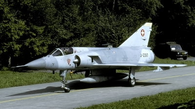 Photo ID 54204 by Joop de Groot. Switzerland Air Force Dassault Mirage IIIS, J 2317