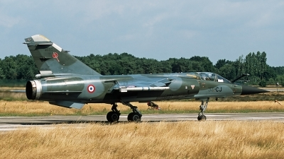 Photo ID 54783 by Carl Brent. France Air Force Dassault Mirage F1CR, 650