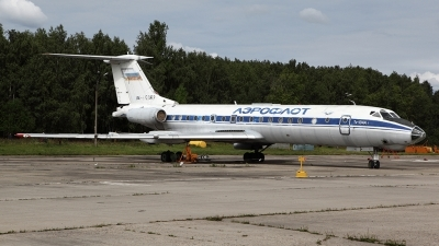 Photo ID 55025 by Carl Brent. Russia Air Force Tupolev Tu 134A 3, RA 65988
