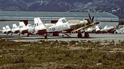 Photo ID 55057 by Carl Brent. Greece Air Force PZL Mielec M 18 Dromader, 127