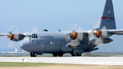 Photo ID 54652 by mark forest. USA Air Force Lockheed C 130H Hercules L 382, 90 1794