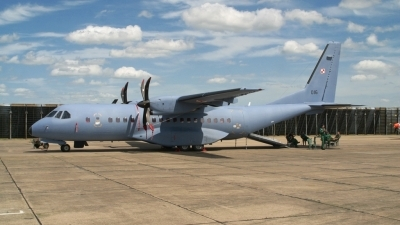 Photo ID 6822 by Lee Barton. Poland Air Force CASA C 295M, 016