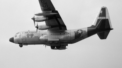 Photo ID 54682 by Ralf Manteufel. USA Air Force Lockheed C 130A Hercules, 55 0018