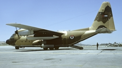 Photo ID 54767 by Carl Brent. Jordan Air Force Lockheed C 130H Hercules L 382, 347