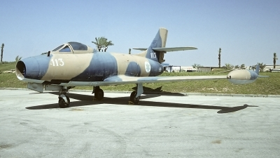 Photo ID 55143 by Carl Brent. Israel Air Force Dassault Ouragan, 108