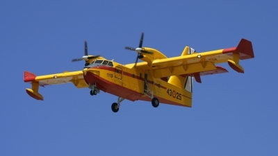 Photo ID 55004 by Richard Sanchez Gibelin. Spain Air Force Canadair CL 215 T, UD 13 25