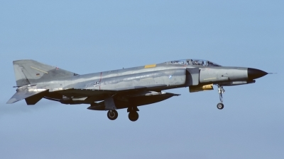 Photo ID 54967 by Klemens Hoevel. Germany Air Force McDonnell Douglas F 4F Phantom II, 37 26