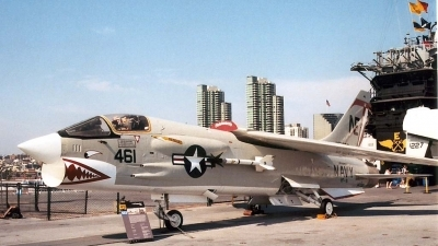 Photo ID 6869 by Ted Miley. USA Navy Vought F 8U 2 Crusader, 147030